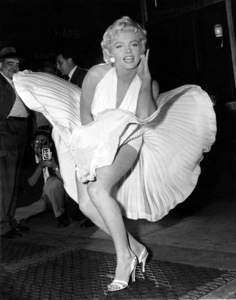 """Marilyn MonroePublicity Photo shot in New York for""""The Seven Year Itch"""" 9/15/1954Photo by Matthew Zimmerman - Image 0758_0271"""