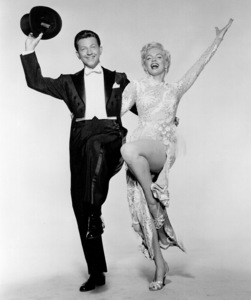 Marilyn Monroe with Donald O