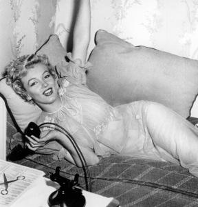 Marilyn Monroe, c. 1951. - Image 0758_0276
