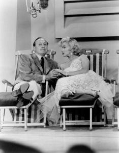 "Marilyn Monroe and Jack Bennyon ""Jack Benny Show, The""1954 - Image 0758_0284"