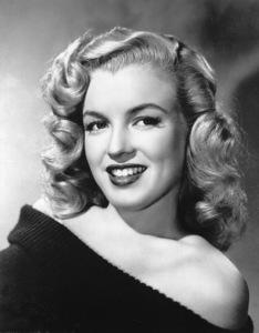 Marilyn Monroe, c. 1949.**R.C. - Image 0758_0286