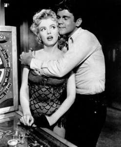 "Marilyn Monroe with Don Murray""Bus Stop"" 1956 / 20th Century Fox - Image 0758_0300"