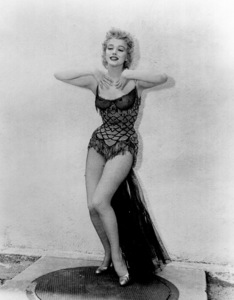 """Marilyn Monroe for """"Bus Stop"""" 1956 / 20th Century Fox - Image 0758_0301"""
