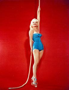 Marilyn Monroe, c. 1953.photo by Bert Riesfeld - Image 0758_0302