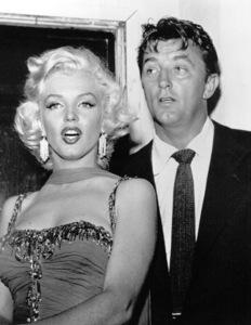 "Marilyn Monroe & Robert Mitchumpublicity shot for ""River of No Return""1954 / 20th Century Fox - Image 0758_0321"