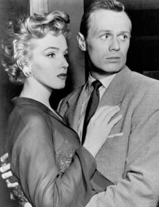 "Marilyn Monroe and Richard Widmark""Don"