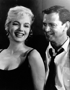 "Marilyn Monroe and Tony Randall""Let"