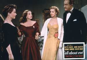 """""""All About Eve""""Lobby card1950 / 20th Century Fox - Image 0758_0385"""