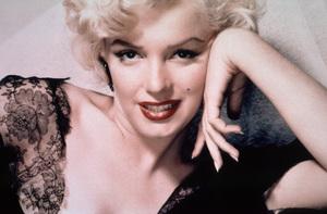 Marilyn Monroe, c. 1952.Photo by Nickolas Muray - Image 0758_0397