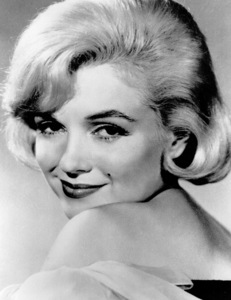 "Marilyn Monroe publicity still for""Let"