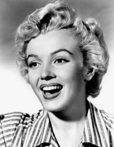 "Marilyn Monroe publicity still for""Clash By Night"" 1951.**R.C. - Image 0758_0411"