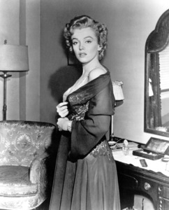 "Marilyn Monroe publicity photofor ""Don"
