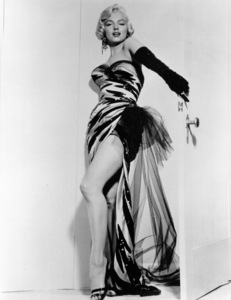"""Marilyn Monroe publicity still for""""Seven Year Itch, The""""1955 / 20th Century Fox - Image 0758_0424"""