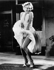 "Marilyn Monroe ""Seven Year Itch, The""1955 / 20th Century Fox - Image 0758_0425"