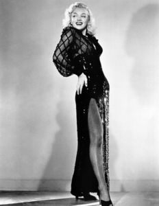 """Marilyn Monroe in""""Ladies Of The Chorus""""1949  Columbia**R.C. - Image 0758_0431"""