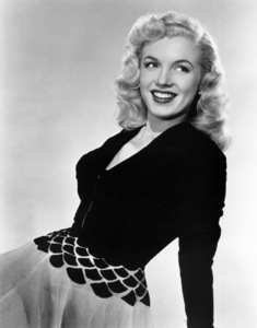 """Marilyn Monroe in""""Ladies Of The Chorus""""1949  Columbia**R.C. - Image 0758_0435"""