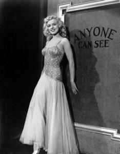"""Marilyn Monroe in""""Ladies Of The Chorus""""1949  Columbia**R.C. - Image 0758_0436"""