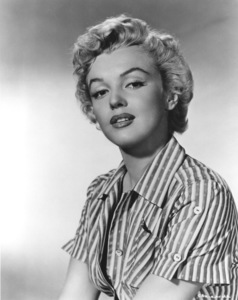 """Marilyn Monroe publicity stillfor """"Clash By Night"""" 1952. - Image 0758_0437"""
