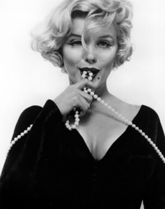 """Marilyn Monroe publicity still for """"Some Like It Hot""""1959 UA / **R.C. - Image 0758_0455"""