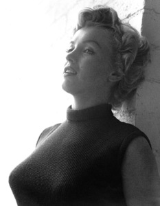 Marilyn Monroe, 1952. © 1978 Larry Barbier - Image 0758_0458