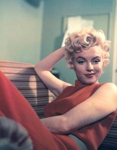 Marilyn Monroe, 1957. - Image 0758_0497