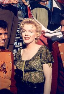 "Marilyn Monroe""Bus Stop""1956 / 20th Century Fox - Image 0758_0501"