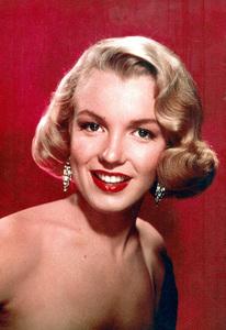 Marilyn Monroe, c. 1950.Photo by Frank Powolny - Image 0758_0609