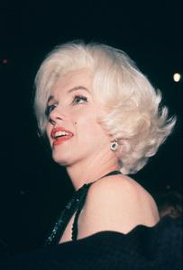 Marilyn Monroe at theGolden Globe Awards in 1962. © 1978 Bernie Abramson - Image 0758_0613