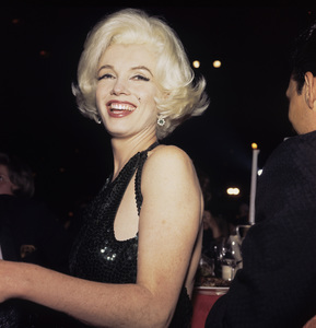 """19th Golden Globe Awards""Marilyn MonroeMarch 5, 1962© 1978 Bernie Abramson - Image 0758_0615"