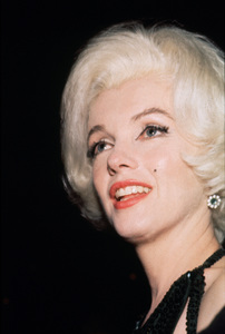 Marilyn Monroe at theGolden Globe Awards in 1962. © 1978 Bernie Abramson - Image 0758_0623