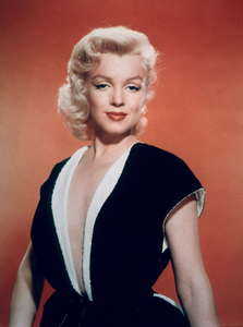 Marilyn Monroe 20th Century Fox publicity photo, 1953.**MP - Image 0758_0624