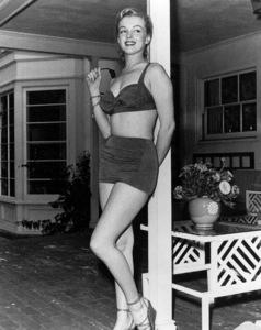 Marilyn Monroe, c. 1948. - Image 0758_0641