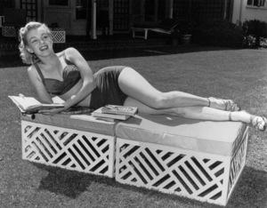Marilyn Monroe, c. 1948. - Image 0758_0642