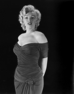 Marilyn Monroe1953Photo by Frank Powolny - Image 0758_0656