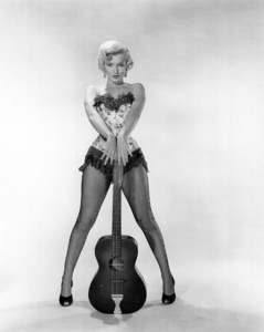 """Marilyn Monroe publicity photo for""""River Of No Return"""" 1953Photo by Frank Powolny - Image 0758_0664"""