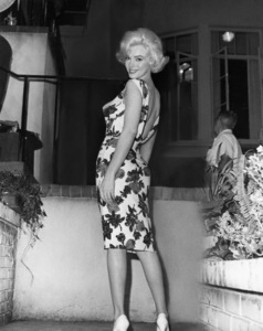 "Marilyn Monroe in ""Something"