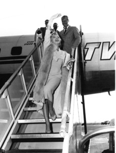 Marilyn Monroe, Sept. 1954. - Image 0758_0790