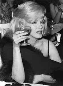 Marilyn Monroe at the Actor