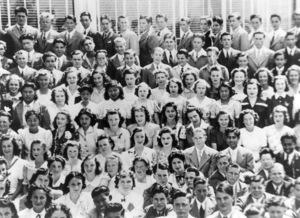 Marilyn MonroeVan Nuys High School, c. 1942 - Image 0758_0821