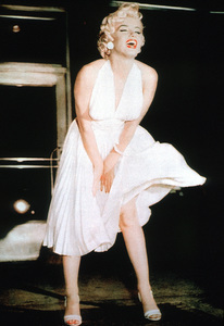 """Marilyn Monroe publicity for""""Seven Year Itch, The"""" 1954. - Image 0758_0883"""