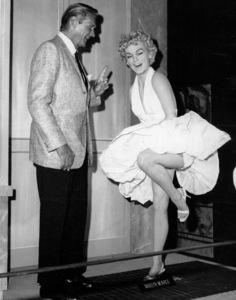 Marilyn Monroe Hollywood Wax figure, 1965. - Image 0758_0941