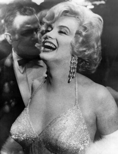 """Marilyn Monroe at the New Yorkpremiere of """"Some Like It Hot"""" 1959. - Image 0758_0942"""