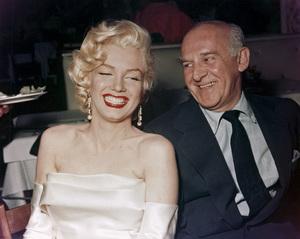 Marilyn Monroe and Walter Winchellcirca mid 1950s** I.V. - Image 0758_1023
