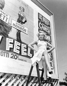 Marilyn Monroecirca 1951** I.V. - Image 0758_1037