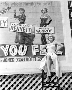 Marilyn Monroecirca 1951** I.V. - Image 0758_1038