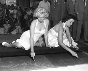 Marilyn Monroe, Jane Russellcirca 1953** I.V. - Image 0758_1039