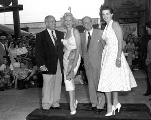Marilyn Monroe, Jane Russellcirca 1953** I.V. - Image 0758_1040