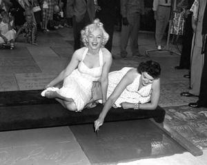 Marilyn Monroe, Jane Russellcirca 1953** I.V. - Image 0758_1045
