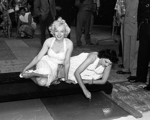 Marilyn Monroe, Jane Russellcirca 1953** I.V. - Image 0758_1047