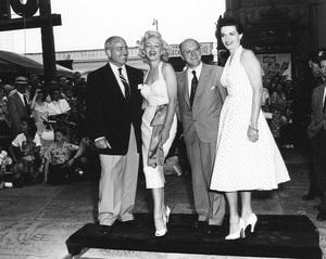 Marilyn Monroe, Jane Russellcirca 1953** I.V. - Image 0758_1048